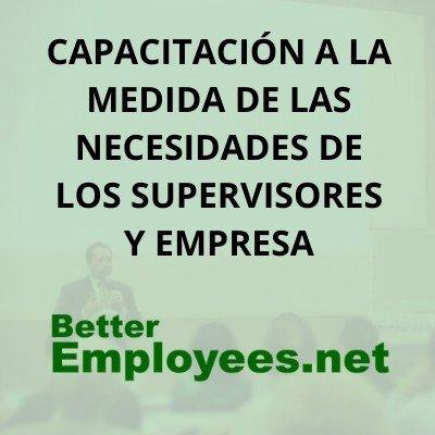 Employee seminars in Spanish - CUSTOMIZED EMPLOYEE TRAINING
