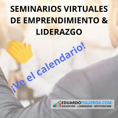 seminarios virtuales de negocios
