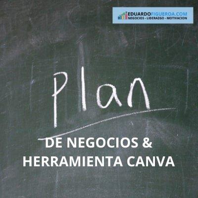 seminarios virtuales - plan de negocio y herramienta canva