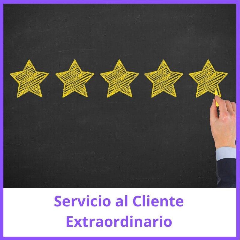 servicio al cliente extraordinario - seminario virtual