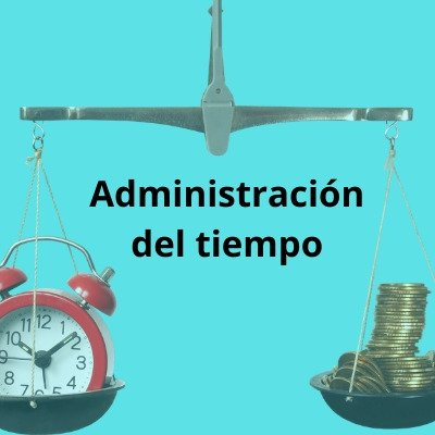 adminstracion del tiempo - seminario virtual